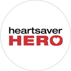 AHA Heartsaver Hero