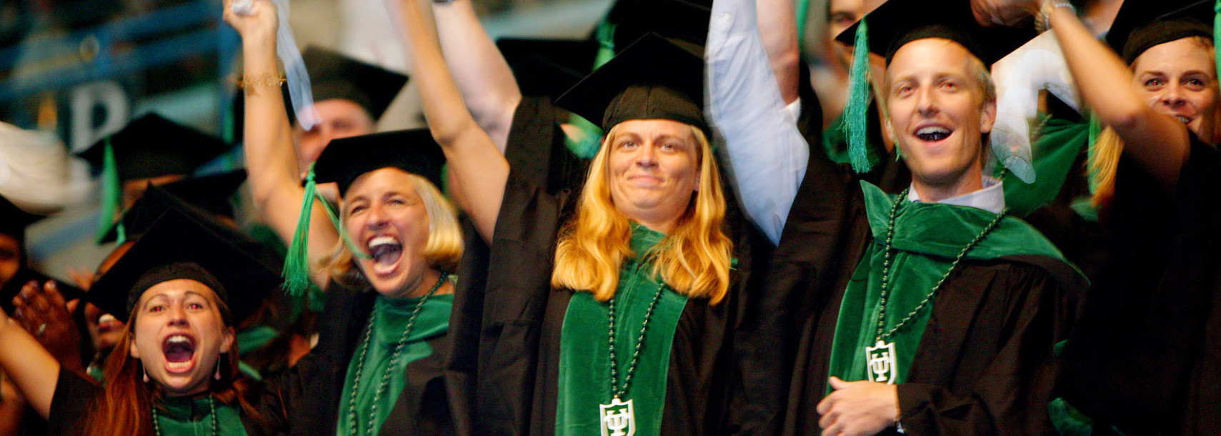 Med School Graduates: Photo from Tulane Public Relations on Flickr.