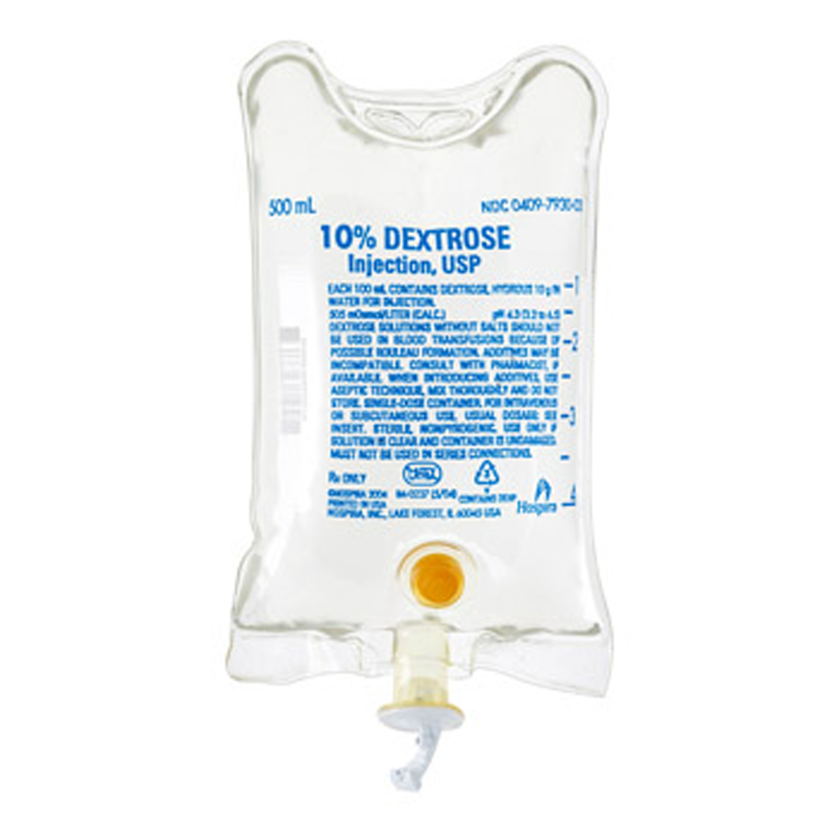 Prehospital Use of 10% Dextrose for Management of Severe